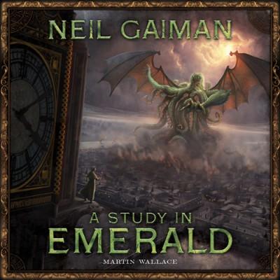 A Study in Emerald